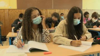 Rentrée masquée dans les écoles, un changement de taille