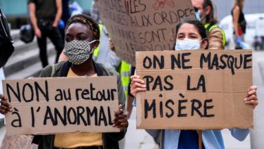 """Le mouvement """"La santé en lutte"""" maintiendra la pression sur le prochain gouvernement"""