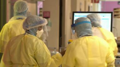 Coronavirus : près de 1.800 personnes sont hospitalisées pour le Covid-19 en Belgique