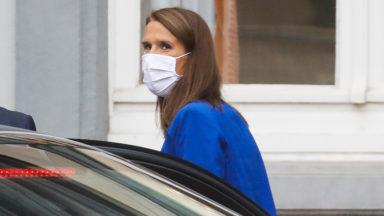 Sophie Wilmès, atteinte du coronavirus, est aux soins intensifs