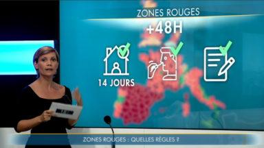 Voyages en zones rouges : quelles sont les nouvelles règles?