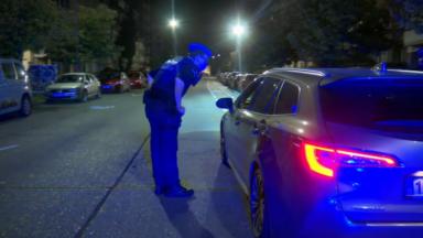 La nuit du réveillon a été calme pour les policiers bruxellois