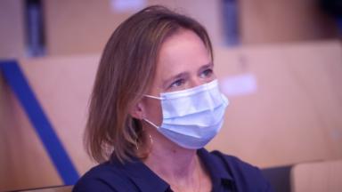 Caroline Désir testée positive au coronavirus