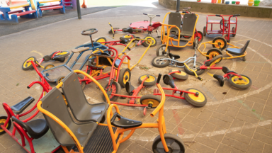 Etterbeek et l'ULB veulent repenser les espaces communs dans les cours d'écoles