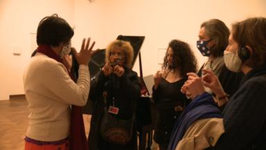 Bozar innove avec une exposition sur Beethoven pour les visiteurs sourds et malentendants
