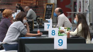 """Des centaines de professionnels présents pour un speed dating spécial """"Good Food"""""""