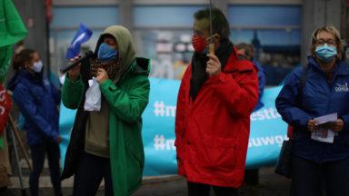 "Les syndicats manifestent jeudi pour un ""accord interprofessionnel juste"""