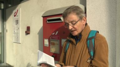 Guichetier à la poste depuis 20 ans, Benoît Hissette nous raconte ses plus belles rencontres