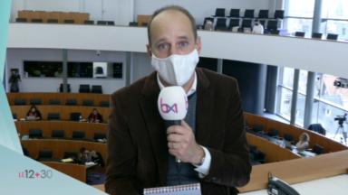 Rudi Vervoort auditionné par la commission spéciale Covid au parlement bruxellois