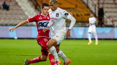 Jupiler Pro League : Anderlecht a décroché sa quatrième victoire de la saison à Courtrai (1-3)