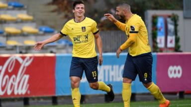 L'Union prend la tête après sa victoire 6-0 face à Bruges