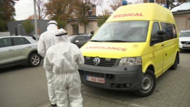 L'utilisation des ambulances Covid-19 revu à la baisse