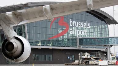 Brussels Airport: 91 % de passagers en moins au mois de mars