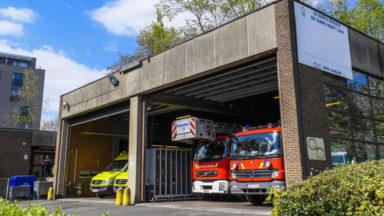 Une enquête lancée après des soupçons de propos racistes chez les pompiers de Bruxelles