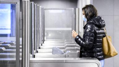La STIB constate une diminution du nombre de voyageurs