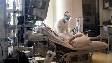 Les hôpitaux bruxellois se remplissent à vive allure