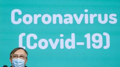 Covid-19 en Belgique : environ 2.300 contaminations en moyenne par jour