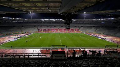 Diables rouges : seuls 7000 supporters finalement autorisés à assister à Belgique-Côte d'Ivoire ce jeudi