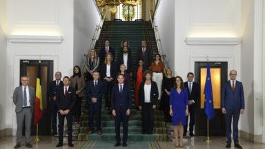 Voici le casting du gouvernement De Croo avec une parité homme/femme parfaite