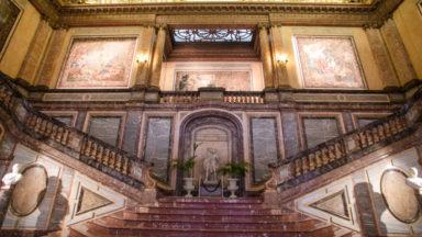 Plongée dans les coulisses du Palais d'Egmont, le cœur de la diplomatie belge