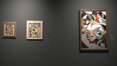 L'exposition BE MODERN retrace l'histoire moderne des arts visuels