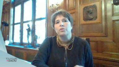 Cécile Jodogne sereine face aux accusations qui visent la zone de police de Bruxelles Nord