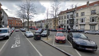 Réaménagement de la place du Châtelain : Ixelles lance une enquête en ligne pour recueillir l'avis des citoyens