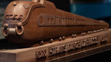 """Avec """"Choco Loco"""", le chocolat est à l'honneur à Train World"""