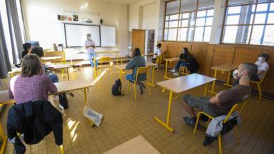 L'Athénée royal Jean Absil ferme ses portes cette semaine par manque d'enseignants