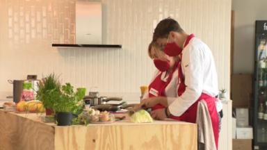 """Un concours """"Top Chef"""" à Anderlecht, au profit de la Croix-Rouge"""
