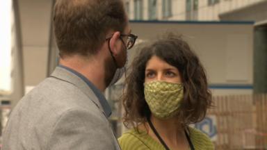 Claire Hugon et Guillaume Defossé deviennent députés Ecolo