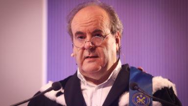 L'ancien recteur de l'ULB, Yvon Englert, prend la tête de la cellule wallonne de lutte contre le COVID-19