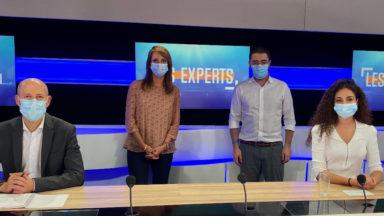 Sophie Rohonyi (DéFI) et Khalil Aouasti (PS) sont les invités des Experts, ce samedi