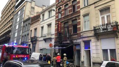 Ixelles : quatre incendies volontaires déclenchés simultanément