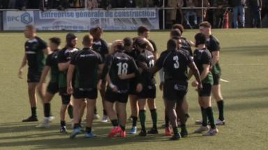 Rugby : le Kituro s'incline contre le ROC Ottignies pour la reprise de la saison