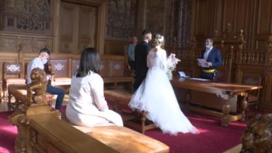 Mariages : se dire oui, à l'heure du COVID, malgré de nouvelles restrictions