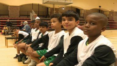 Basket : les jeunes du Royal IV heureux de pouvoir jouer malgré le covid
