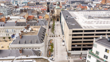 Rue Neuve : son réaménagement, et celui des rues voisines, inauguré ce samedi