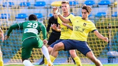 1B : l'Union Saint-Gilloise s'impose 4 à 2 face à Lommel