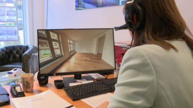 Les agences immobilières proposent de plus en plus des visites virtuelles