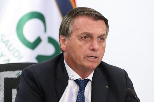 Jair Bolsonaro refuse de se faire vacciner contre le coronavirus — Brésil