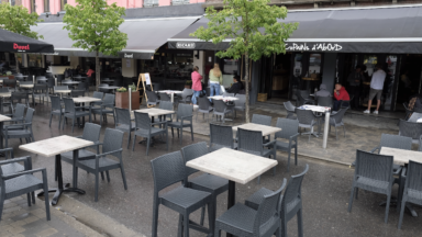 3.400 primes de fermeture horeca ont été accordées à Bruxelles