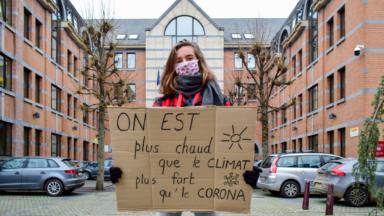60 heures de mobilisation pour réclamer plus d'ambition pour le climat