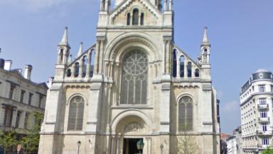 Saint-Gilles : un homme arrêté pour avoir menacé un prêtre