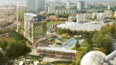 Ville de Bruxelles : Unibail souhaite-t-il toujours construire Neo 1 sur le plateau du Heysel?