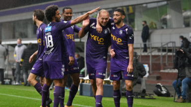 Le Sporting d'Anderlecht s'incline face au Beerschot (2-1)