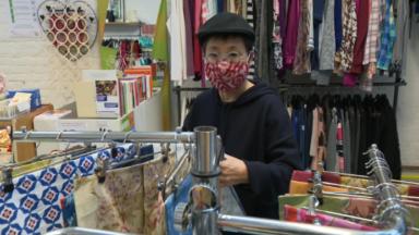 """Les magasins de seconde main et d'économie sociale veulent être considérés comme """"essentiels"""""""