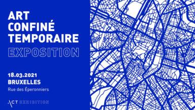 'Art Confiné Temporaire', à la recherche d'artistes pour une exposition dans les vitrines confinées