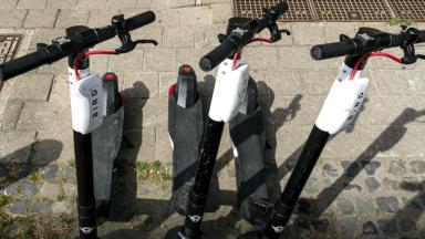 Les trottinettes Bird sont de retour à Bruxelles