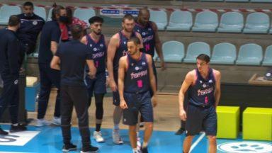Basket : une défaite encourageante pour le Brussels
